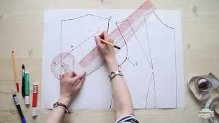 видео Портновское лекало: что такое и как его сделать