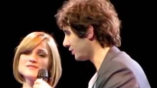 Laura Sings with Josh Groban