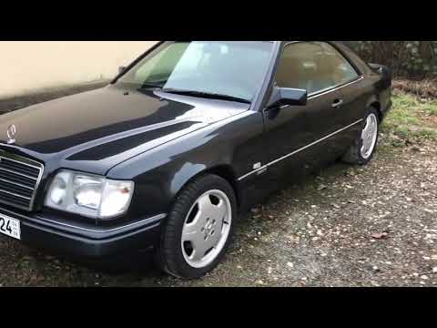 ㉦ Mercedes 124 E320 Coupé / First cold start since 1 year / W124 🚘