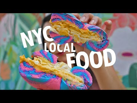 NYC FOOD GUIDE Best Local Places To Eat Breakfast Lunch And Dinner