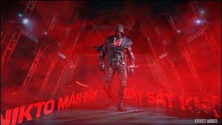 Call of Duty®: Mobile - Nhân Vật Huyền Thoại Dark Nikto Đã Trở Lại