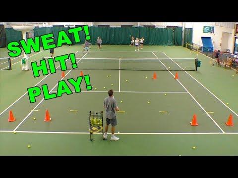 Ultimate Cardio Tennis