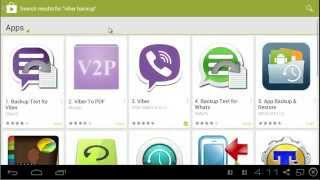 How to Backup your Viber Messages Free & Easy