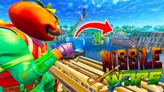 *NEW* MISSILE WARS CUSTOM GAMEMODE in Fortnite PLAYGROUND V2 MODE! - Fortnite Battle Royale