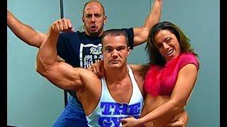 (720pHD): ECW 08/21/99 - Dawn Marie & The Impact Players Segment