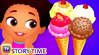 Too Much Ice Cream - ChuChu TV Storytime Good Habits Bedtime Stories for Kids