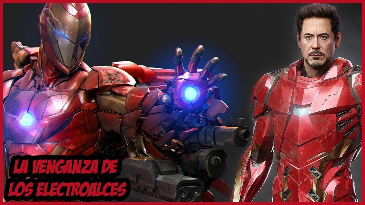 todos los trajes de iron man en el mcu explicados del mark 1 al 85 avengers endgame youtube