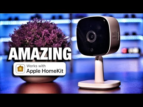 Eufy 2K Indoor Camera Review - Feature Packed Camera at an UNBELIEVABLE Price!