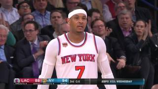 LA Clippers at New York Knicks - February 8, ...