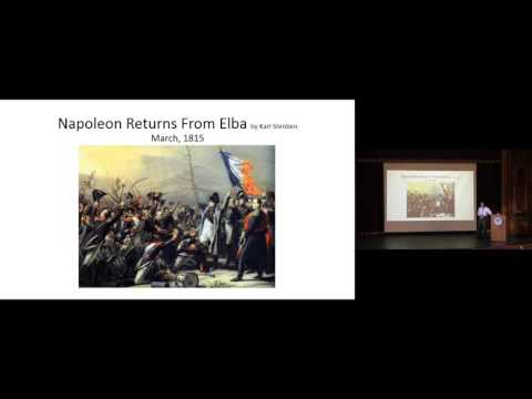 200th Anniversary of the Battle of Waterloo (6/5/2015)