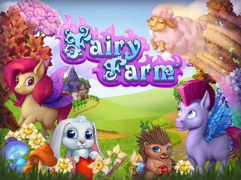Fairy Farm: Magic Village Adventures