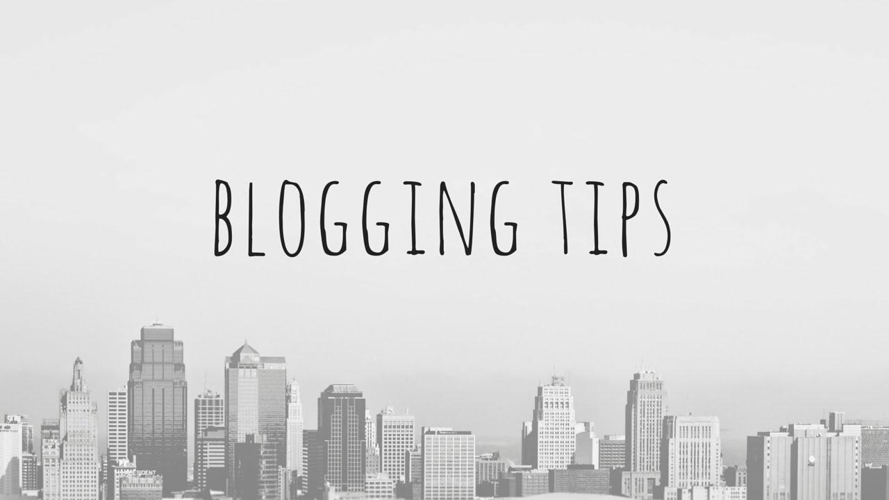 Image result for blogging tips