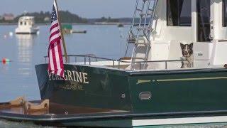 Lyman-Morse Monhegan 42 Semi-custom motor yacht -  Hunt Design