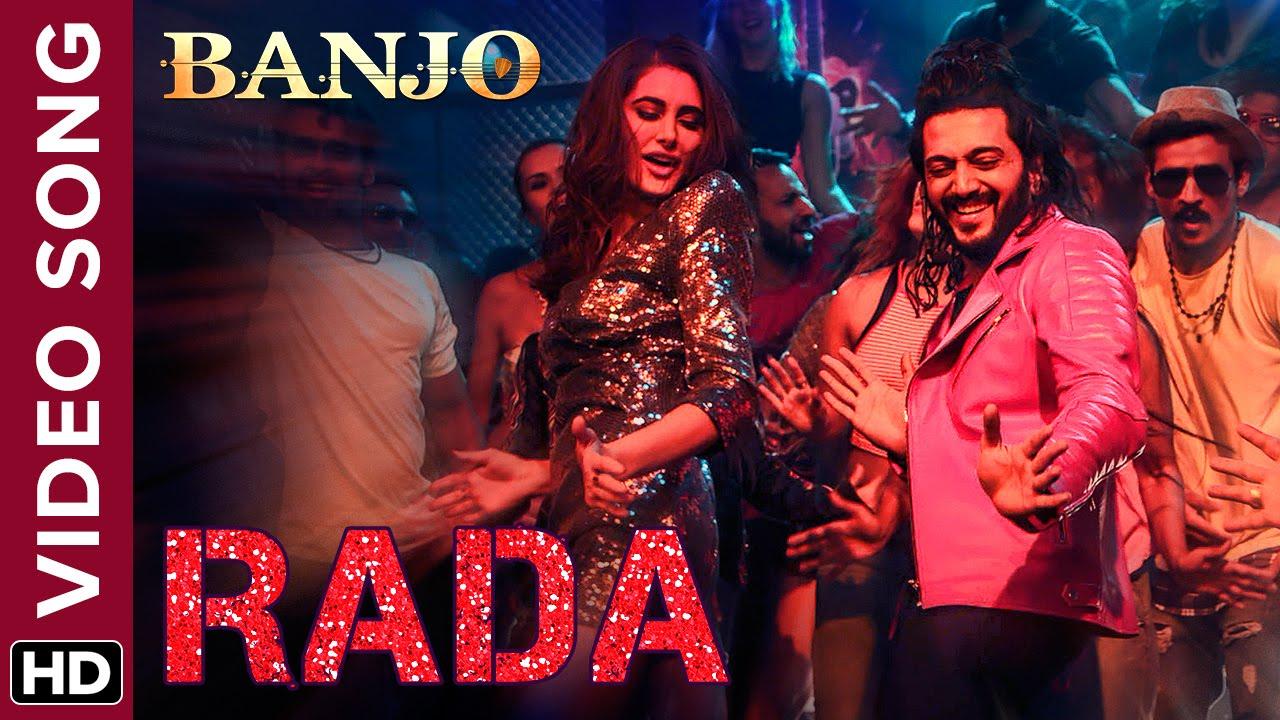 Rada Official Video Song | Banjo | Riteish Deshmukh, Nargis Fakhri | Vishal  & Shekhar