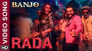 Rada Official Video Song | Banjo | Riteish Deshmukh, Nargis Fakhri | Vishal &#03 …