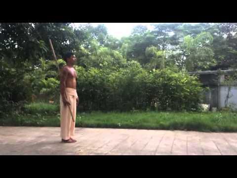 Myanmar Martial Art (ျမန္မာ့ရိုးရာ သိုင္းပညာ) by Mr. Yan Naing (Twantay)