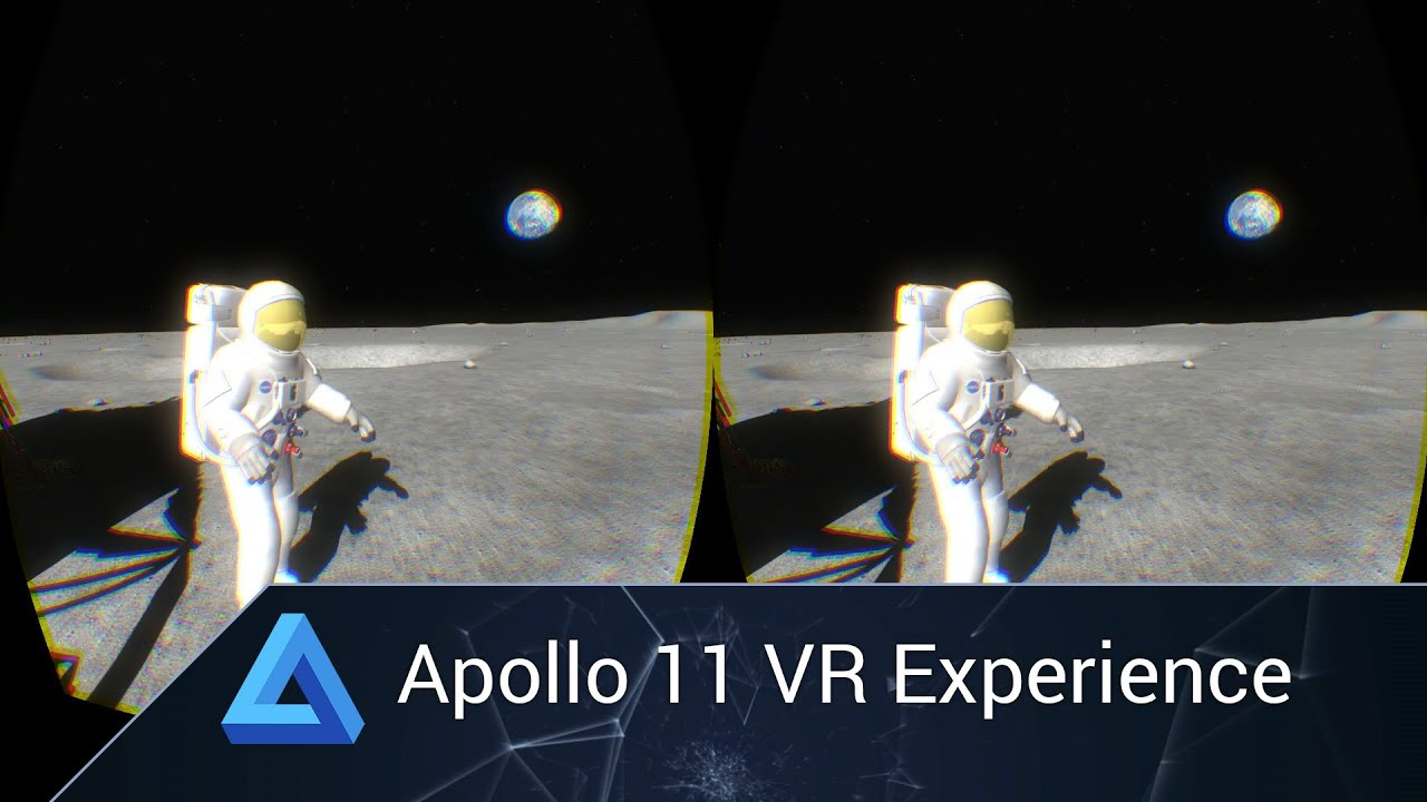 Apollo 11 VR Experience WIP Demo Gameplay