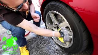 How To: Wheel Cleaning Tips & Tricks - Chemical Guys Mustang SN95
