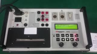 Megger Egil Breaker Analyser Repair and Calibration by Dynamics Circuit (S) Pte. Ltd.