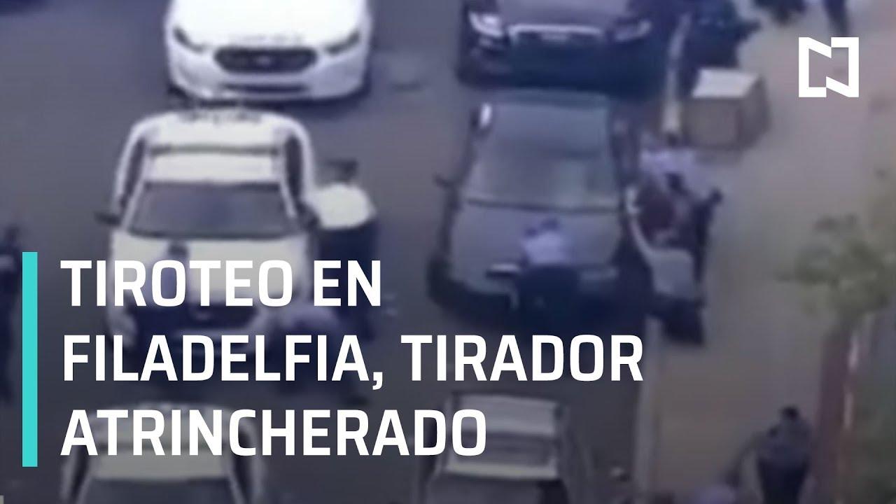 Resultado de imagen para TIROTEO EN FILADELFIA