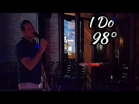 Singing At Karaoke - I Do (Cherish You) by 98 Degrees