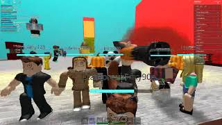 Me with my friend on roblox.....