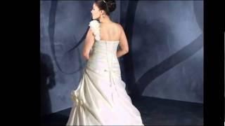 Свадебные платья большого размера Mori Lee(Свадебные платья большого размера, магазин www.klybni4ka.net коллекция Mori Lee., 2011-04-29T07:46:35.000Z)