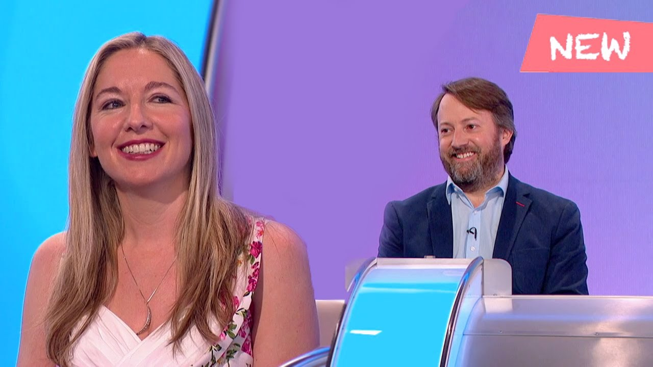 Did Victoria Coren Mitchell holding a wounded seagull snub the Duke of Cornwall? Would I Lie to You?