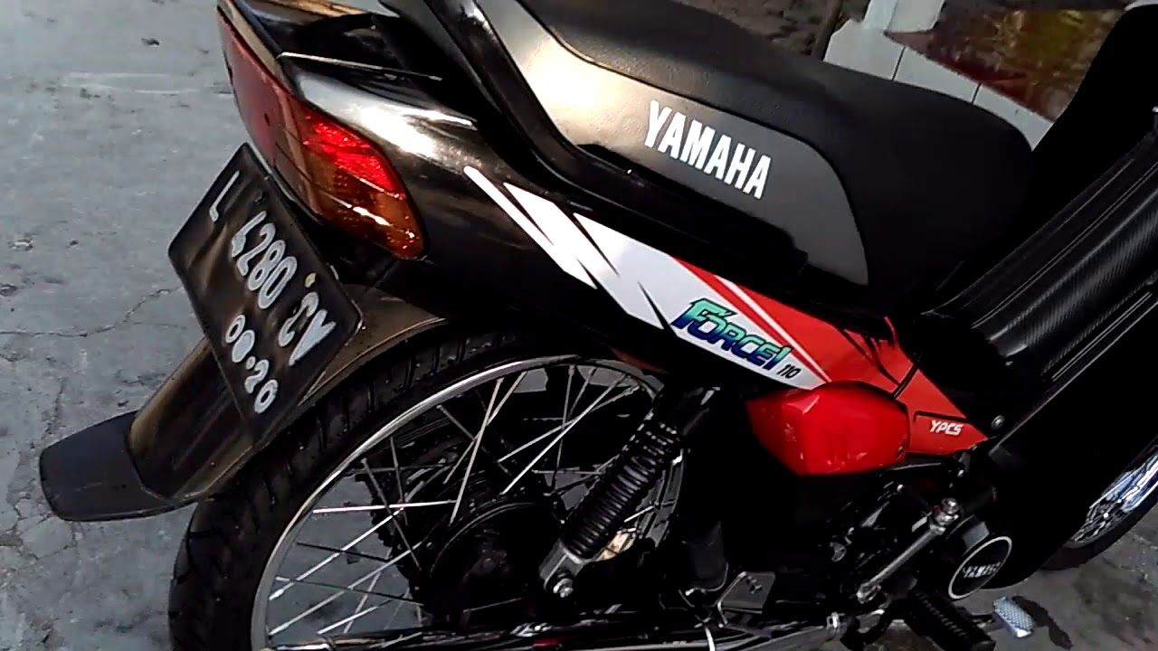 Yamaha FORCE 1 Surabaya