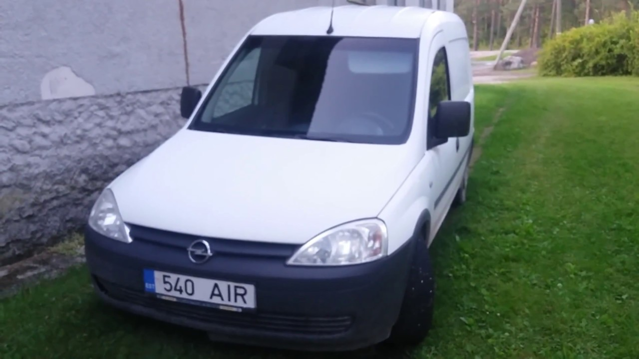 opel combo stealth camper - youtube