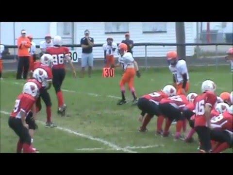Lucas Vasquez 7th Grade QB. Highlights