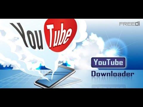 Cómo usar y descargar freedi YouTube Download pro v2.4.1 (Android)