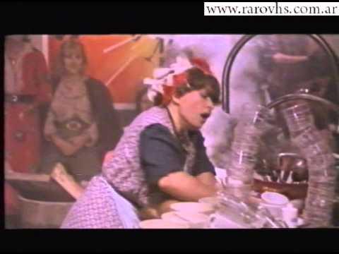 La città delle donne -1980- Federico Fellini (Trailer)