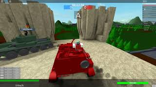 Roblox Tankery: SU-85B review!