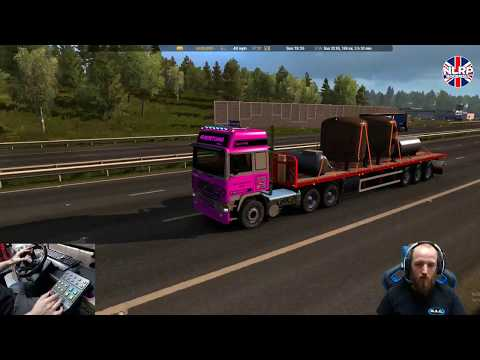 Euro Truck Simulator On A Budget