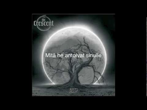 The Crescent - Risti with lyrics