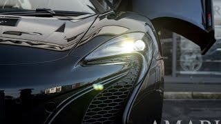 McLaren 650 Spider