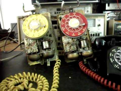 Telephone Wiring Diagram Also Western Electric Rotary Phone Wiring