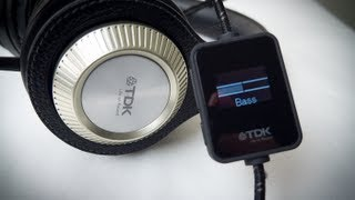 TDK ST800 EQ Over-Ear Headphones Review
