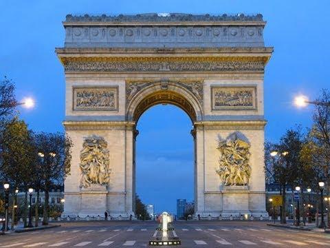 Arc de triomphe de l'Étoile Paris  8e arrondissement