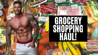 GROCERY SHOPPING HAUL! (What I eat)