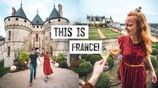 The ULTIMATE Loire Valley Guide! - Delicious Food & Wine, Beautiful Chateaus & MORE! (France)