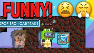 INSANELY FUNNY SCAM FAIL ???????? - TOP 3 SCAM FAILS - GROWTOPIA