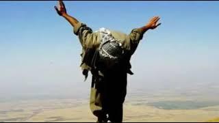 Kendal Maniš-Marşi Rojava (Destane Kobane) with English subtitles (Kurdish Folk Song)