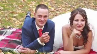 Свадьба в Чернигове, свадебный клип, свадебный видео ролик