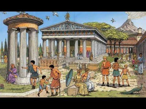 Goede Hoe leefden de Grieken? - YouTube QG-77