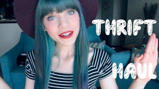 Spring Thrift Haul + Styling! Thumbnail