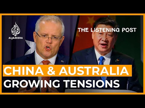 That doctored image and soaring Sino-Australian relations | The Listening Post