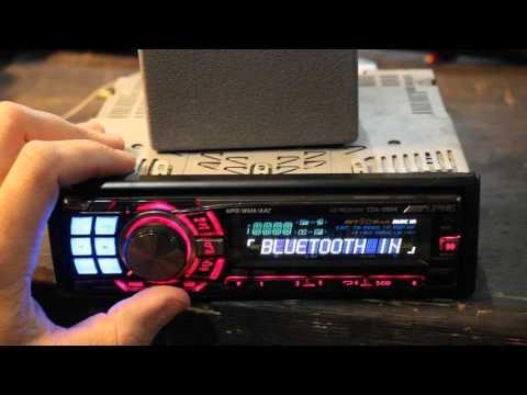 [DIAGRAM_0HG]  Alpine Deck Radio Head Unit Receiver CDA-9884 Used Decent Condition W Wiring  - YouTube | Alpine Cda 9884 Wiring Diagram |  | YouTube
