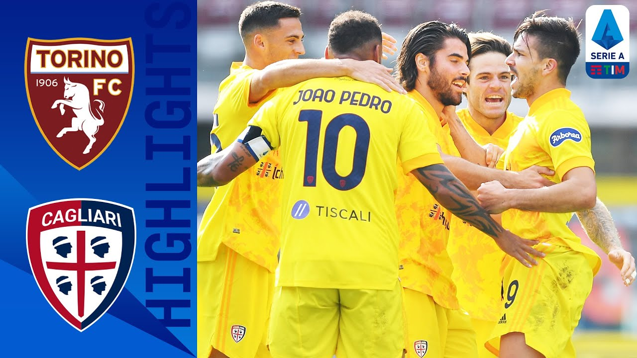 Torino 2-3 Cagliari | Belotti and Simeone Bag Braces in 5-Goal Thriller! | Serie A TIM